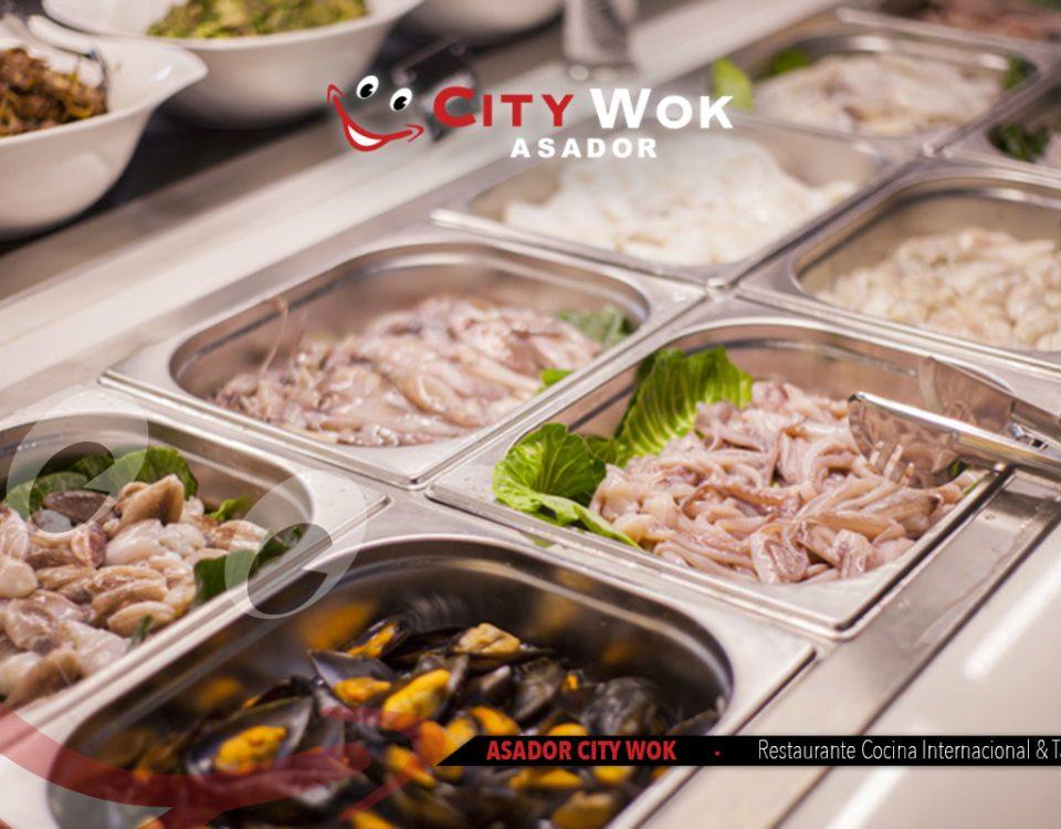 teppanyaki city wok