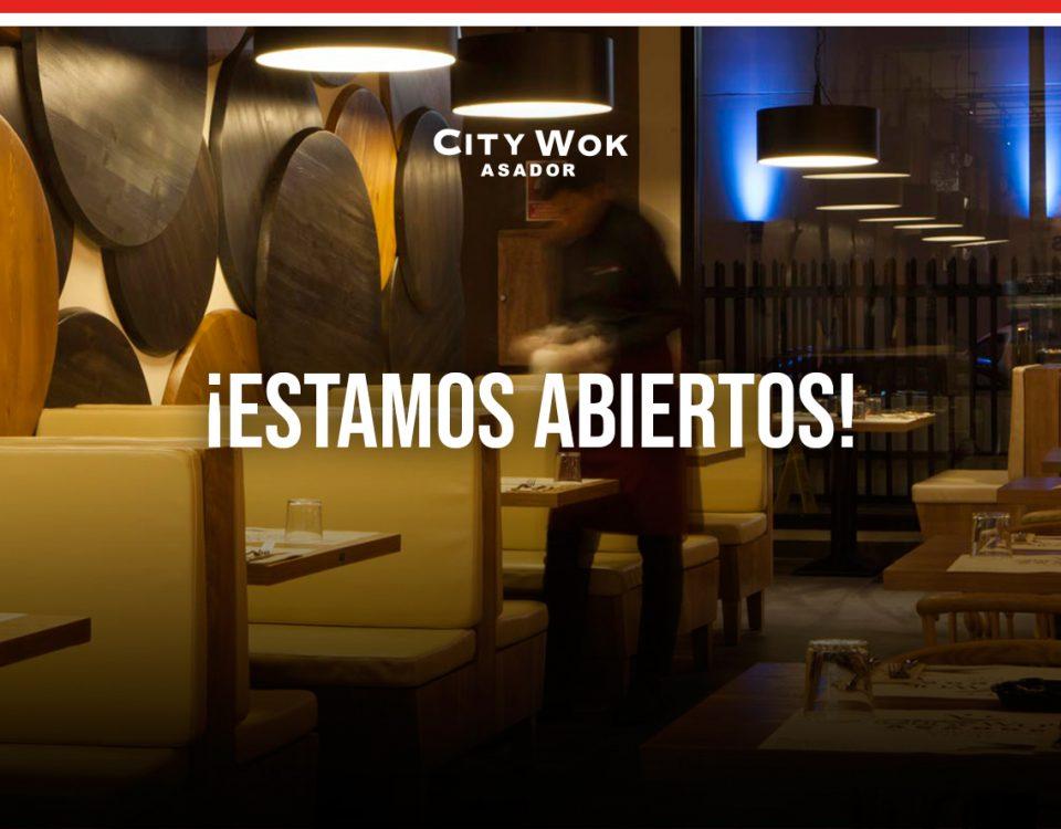 Slider City Wok