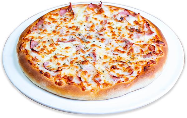 Pizza de Bacon