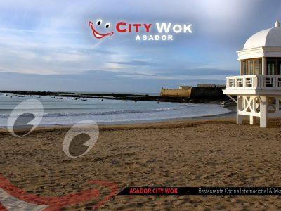 Playas Asador City Wok Cádiz