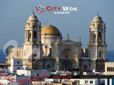 Asador City Wok Cádiz