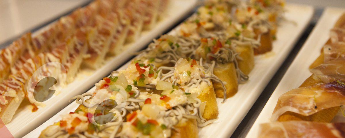 Dónde comer montaditos en Cádiz - City Wok