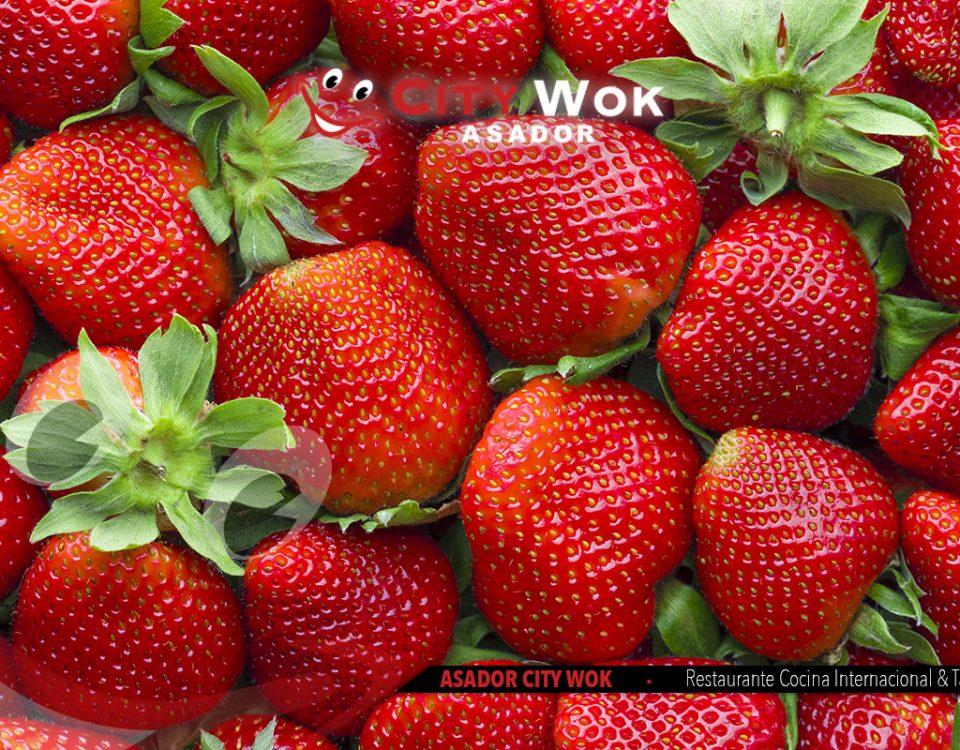 ¿Por qué son buenas las fresas?