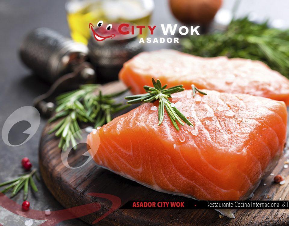 Disfruta de los beneficios del salmón en Cádiz