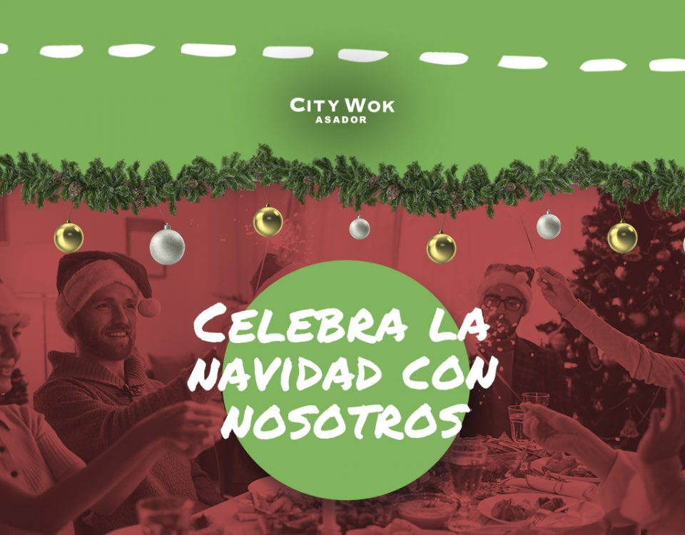 Nochebuena 2019 City Wok