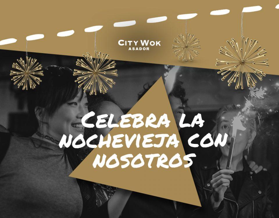 Nochevieja 2019 City Wok