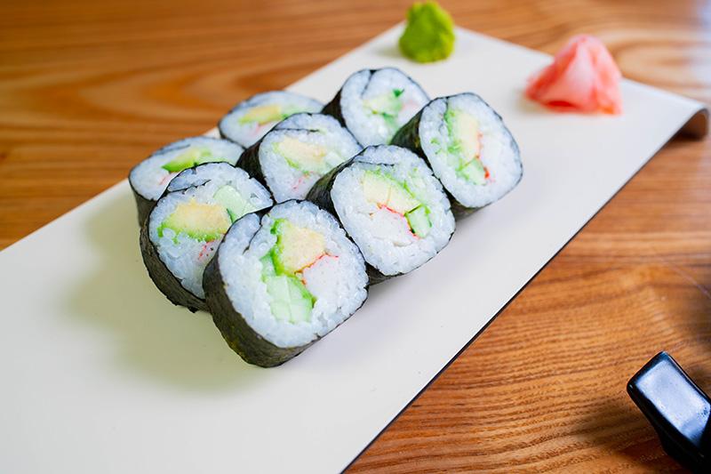 Sushi City Wok