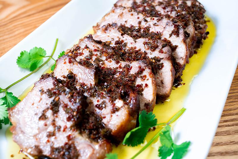 Cocina mediterránea City Wok