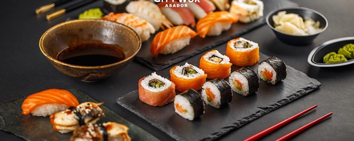 Buffet libre de sushi en Cádiz