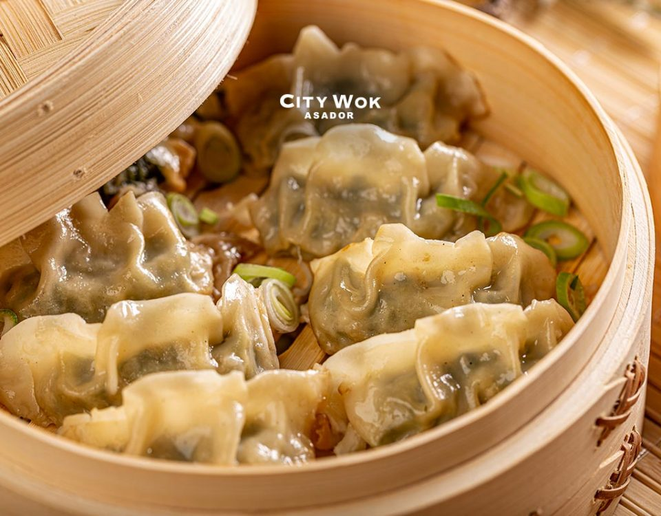 Alimentos más consumidos en China